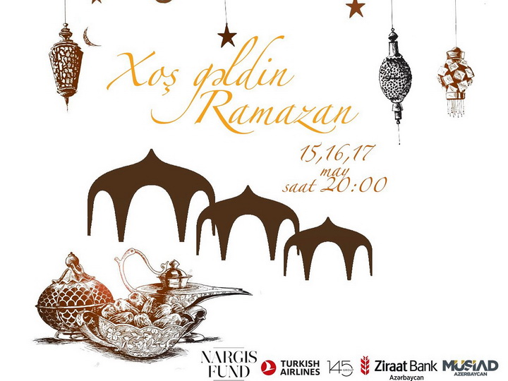 Фонд Nargis и посольство Турции в Азербайджане организуют трехдневный бесплатный ифтар на Площади фонтанов