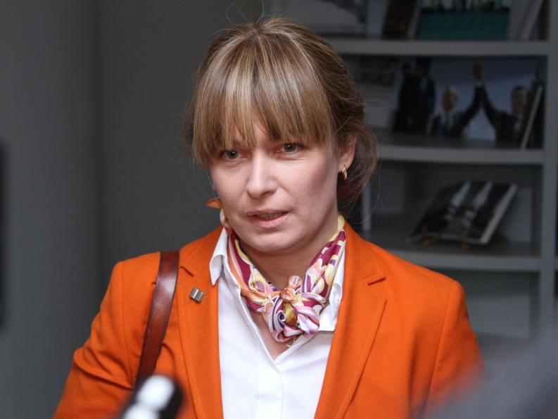 В Грузии напали на супругу Саакашвили