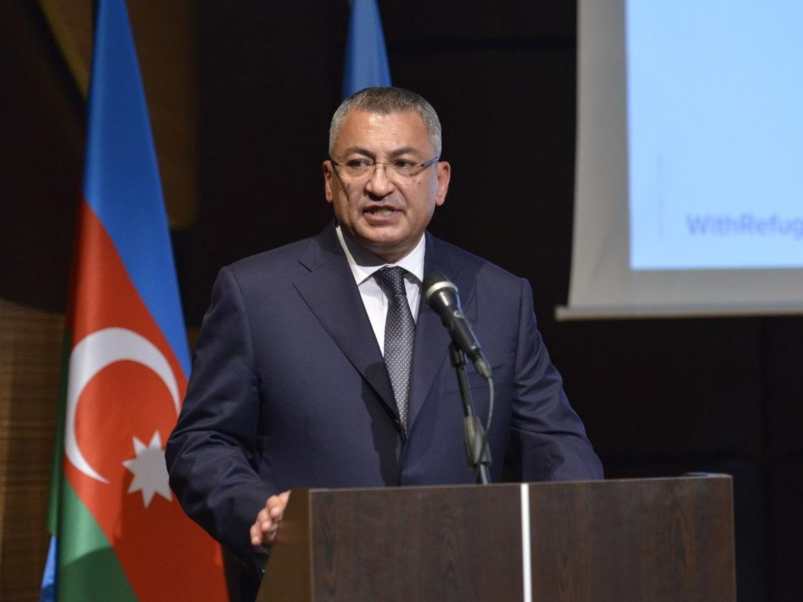 Председатель Госкомитета за год лично принял более 10 тысяч вынужденных переселенцев