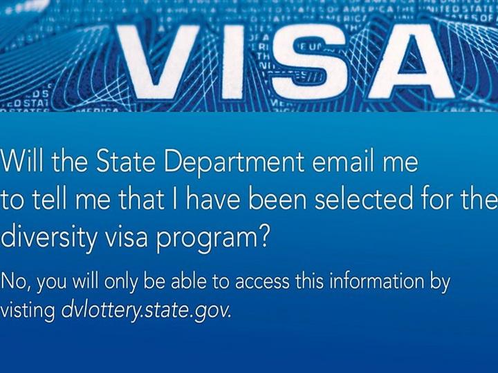Посольство США о мошенничестве в получении Green Card Visa
