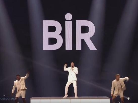 В полуфинале «Евровидения 2019» со сцены прозвучала фраза «Bir, iki, üç!» - ВИДЕО