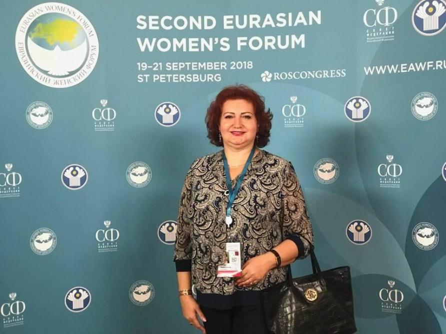 Professor İradə Hüseynova BMT-nin beynəlxalq tituluna və ordeninə layiq görülüb