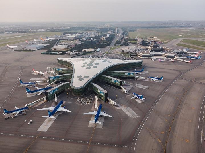 Heydər Əliyev Beynəlxalq Aeroportu Bakıda UEFA Avropa Liqasının finalı üçün xüsusi tədbirlər planı hazırlayıb