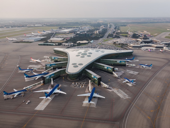 Бакинский аэропорт подготовил специальный план мероприятий в период проведения финала Лиги Европы УЕФА