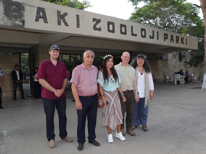 «Просторные вольеры»: Бакинский зоопарк приобретет новый облик - ФОТО