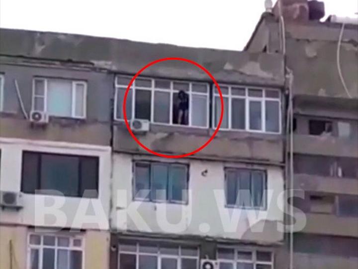 В Баку женщина пыталась покончить с собой в прямом эфире – ВИДЕО