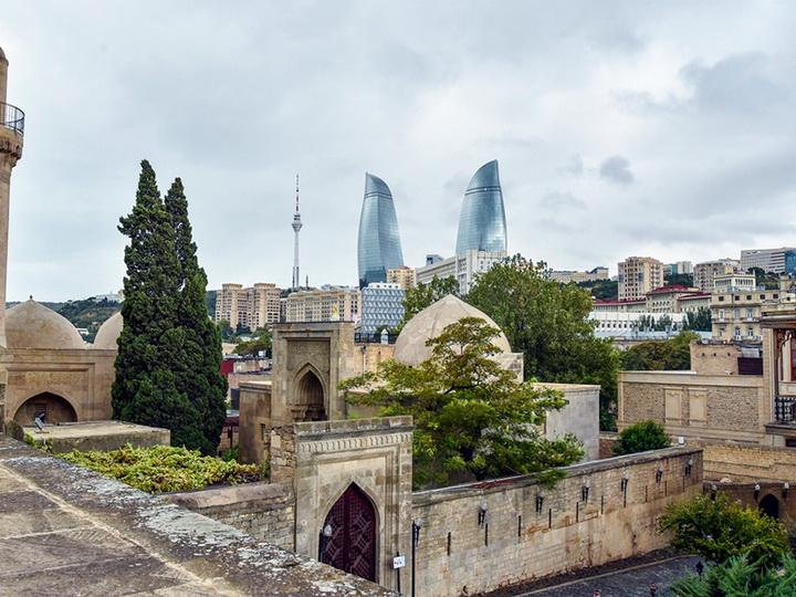 Bild: «Баку - это смесь Парижа, Дубая и Москвы»
