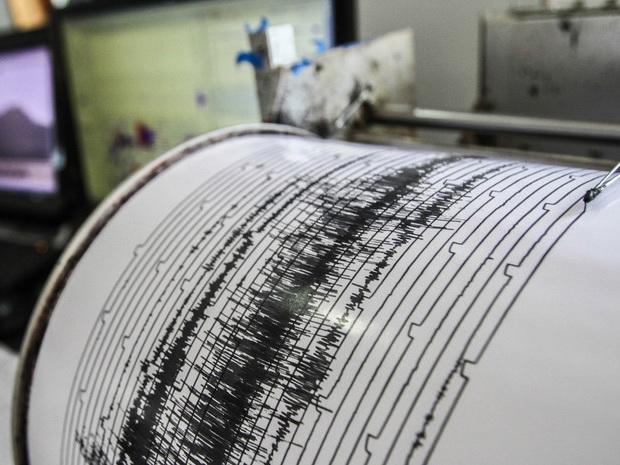 У побережья Аляски произошло землетрясение магнитудой 5,5