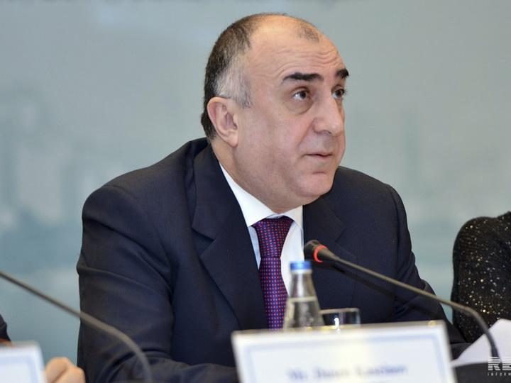 Глава МИД Азербайджана проведет переговоры в Париже