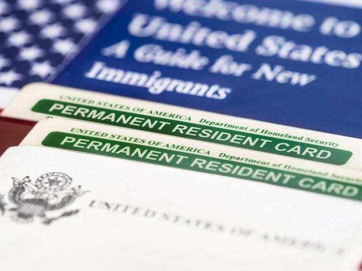 Трамп сегодня представит программу по отмене Green Card