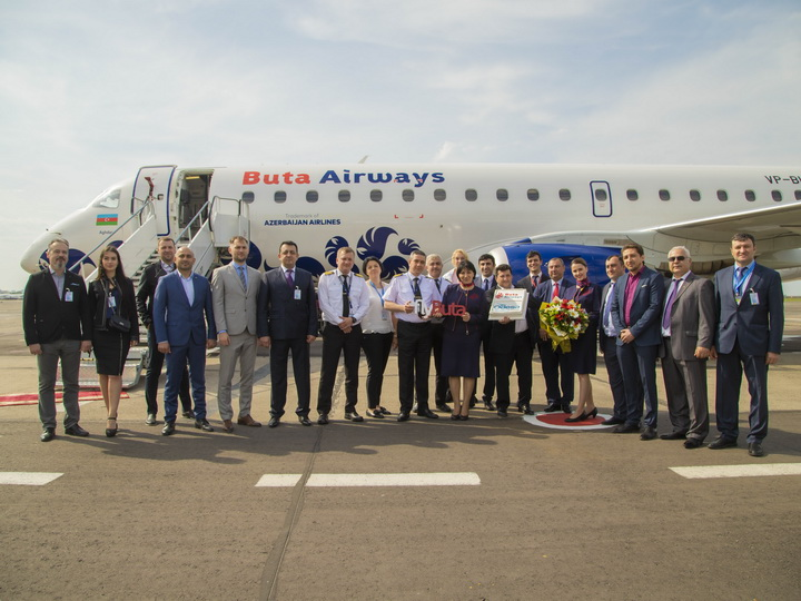 Граждане Азербайджана смогут полететь в Одессу за 29 евро - ФОТО
