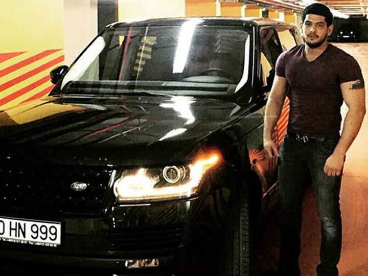 «В третий раз за 4 года»: В Баку задержан известный хулиган – родственник генерала-замминистра и депутата - ФОТО