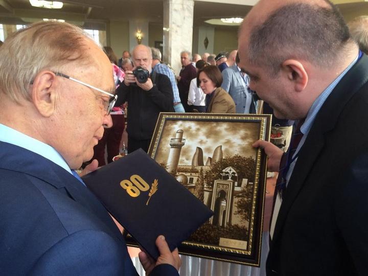 Профессор АГУНП принял участие в международной конференции в России - ФОТО