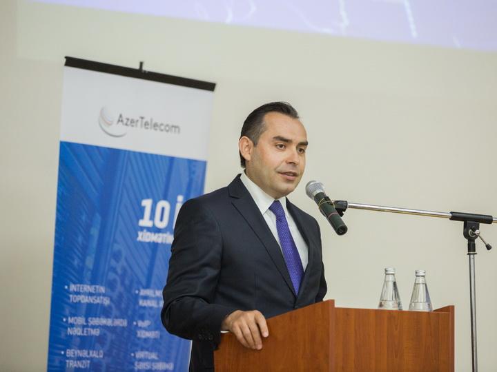 Обсуждены возможности, которые создаст для молодежи программа «Digital HUB» компании «AzerTelecom» - ФОТО