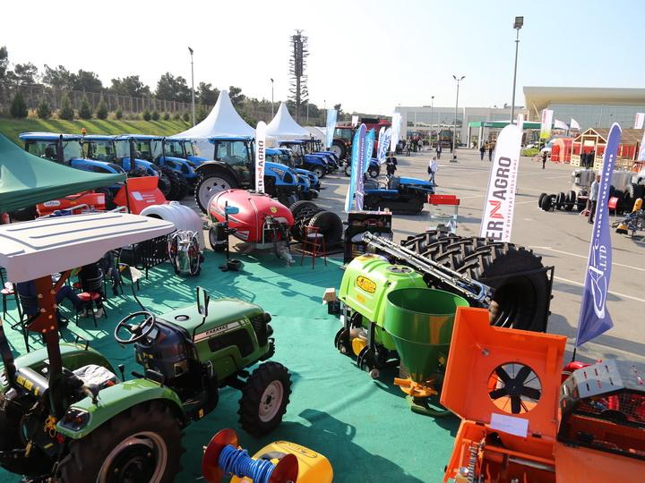 Caspian Agro 2019 – лучшая техника мировой сельхозиндустрии