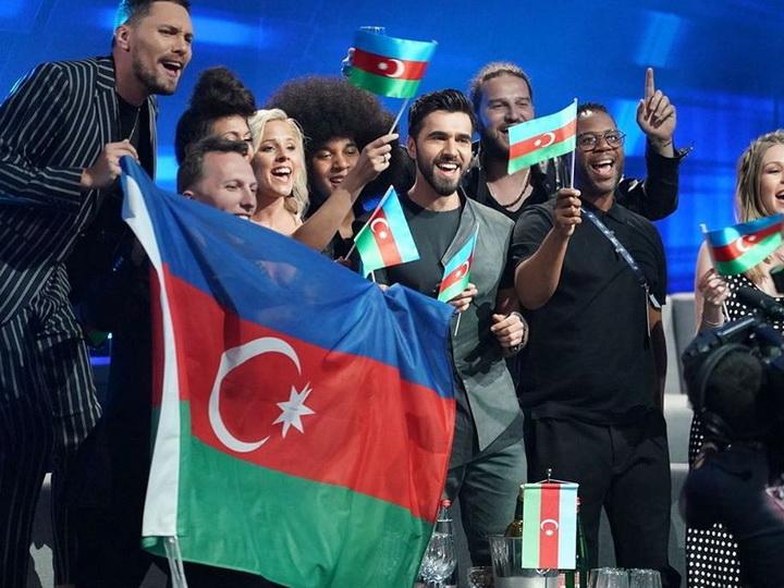 Стало известно, под каким номером Чингиз Мустафаев выступит в финале «Евровидения-2019» - ВИДЕО