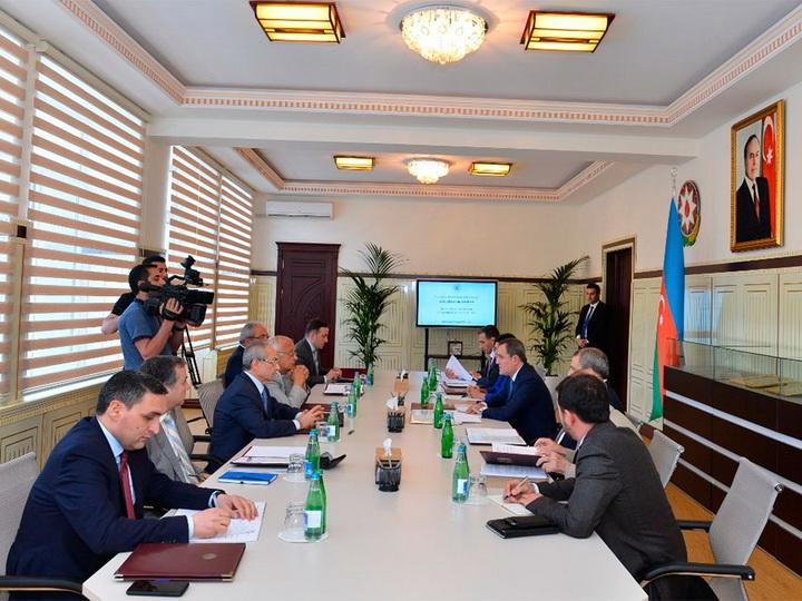 Состоялось первое заседание Совета попечителей БГУ - ФОТО