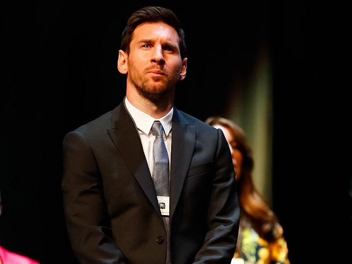 Форвард «Барселоны» Месси получил правительственную награду Каталонии