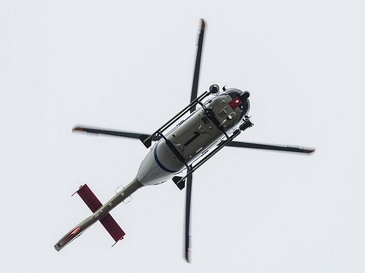 В Перу два человека погибли при падении вертолета