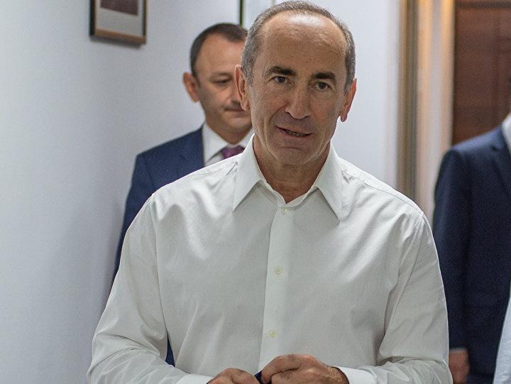 Ереванский суд освободил бывшего президента Армении Кочаряна