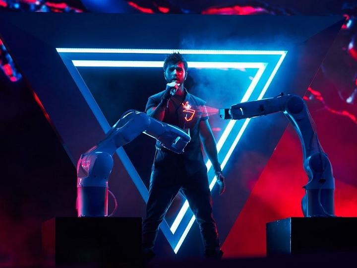 Финальное выступление Чингиза Мустафаева на «Евровидении-2019» - ВИДЕО