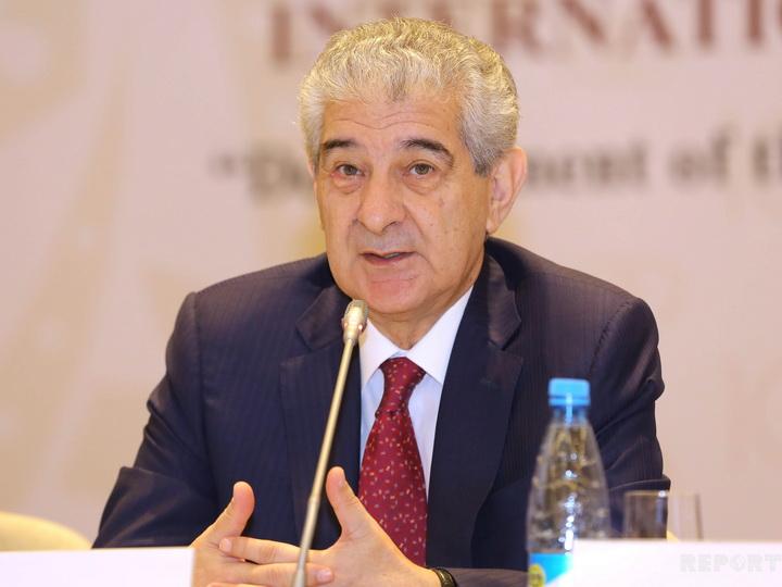 Али Ахмедов: Зарплаты, пенсии и пособия в Азербайджане будут повышаться