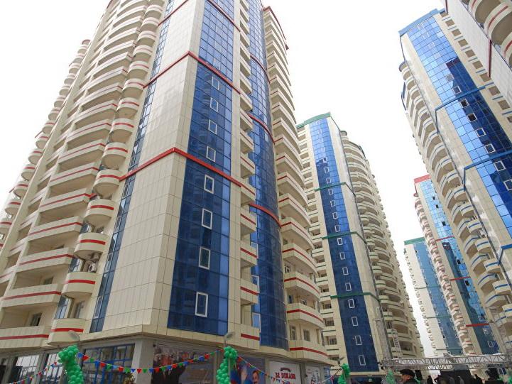 В Баку купленное на льготных условиях соцжилье уже сдается в аренду - ФОТОФАКТ