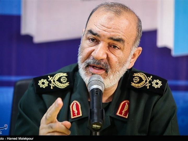 Командующий КСИР заявил, что Иран не стремится к войне