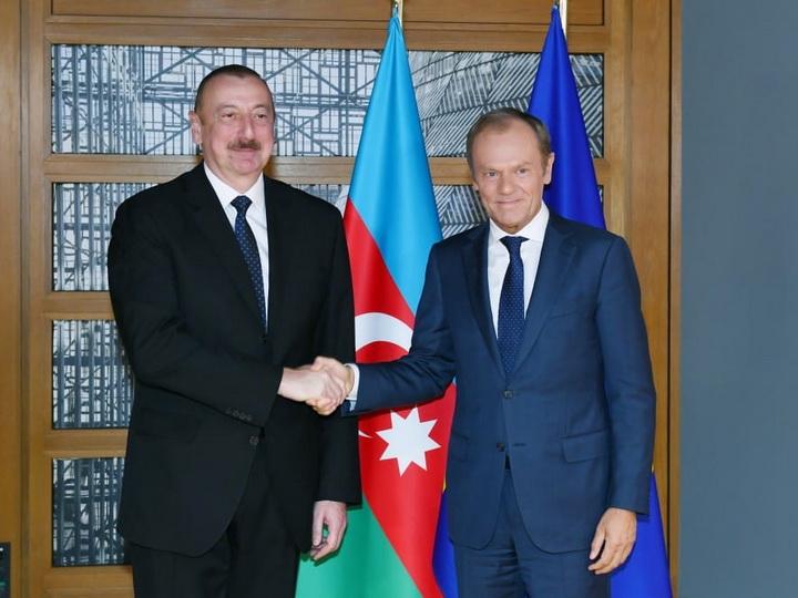 Фикрет Садыхов: Визит Президента Ильхама Алиева в Брюссель вновь показал, какое большое значение имеет Азербайджан для Европы