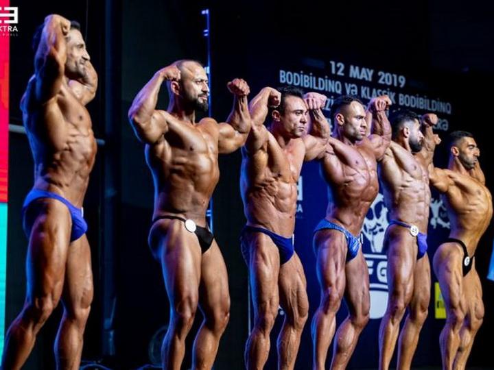 Итоги чемпионата Азербайджана по бодибилдингу и фитнес-бикини