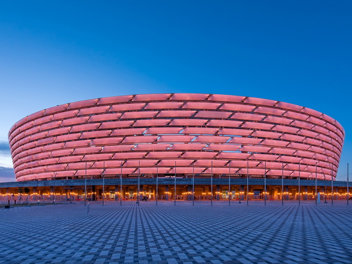 Объявлены цены билетов на матчи ЕВРО-2020 в Баку