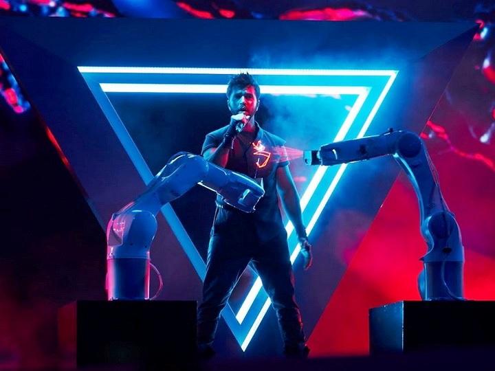 Стало известно, какое место Чингиз Мустафаев занял во втором полуфинале «Евровидения-2019» - ФОТО - ВИДЕО