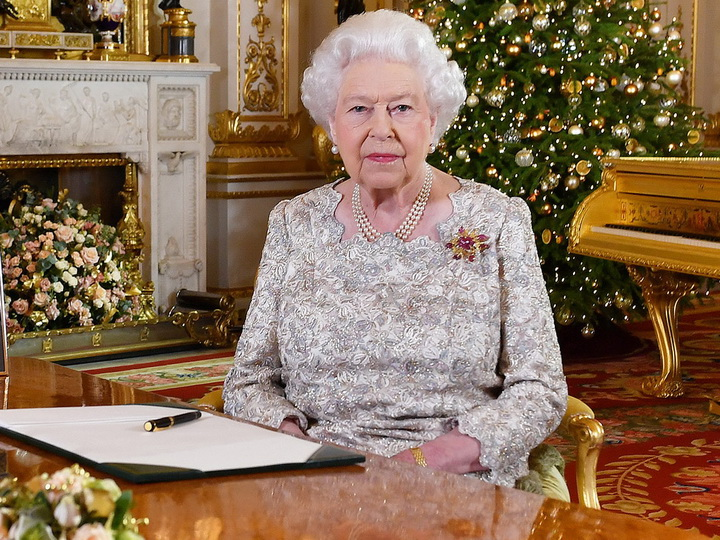 Елизавета II поздравила Президента Ильхама Алиева с Днем Республики