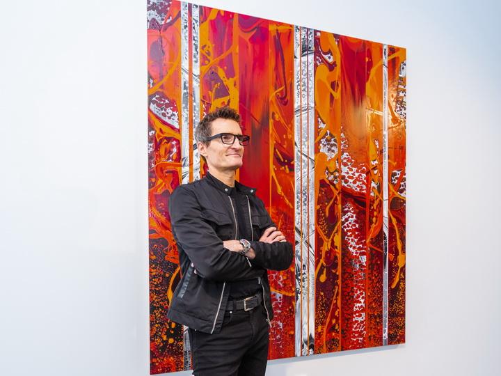 В Gazelli Art House открылась выставка Стенли Кассельмана «Лабиринты света» – ФОТО