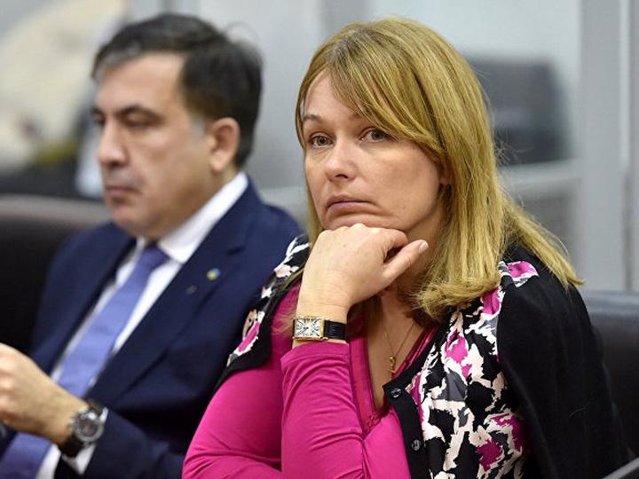Супруга Саакашвили проиграла выборы на пост мэра Зугдиди