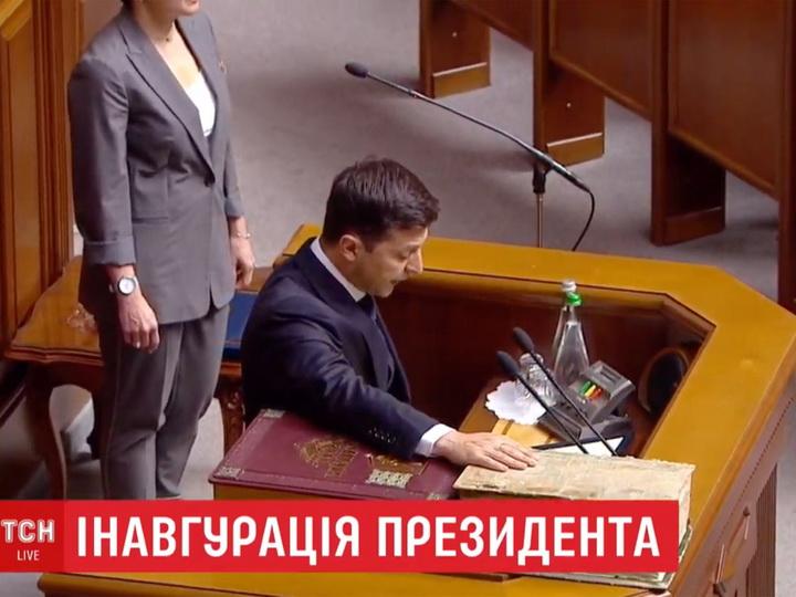 Зеленский призвал украинцев возвращаться на родину - ВИДЕО - ОБНОВЛЕНО