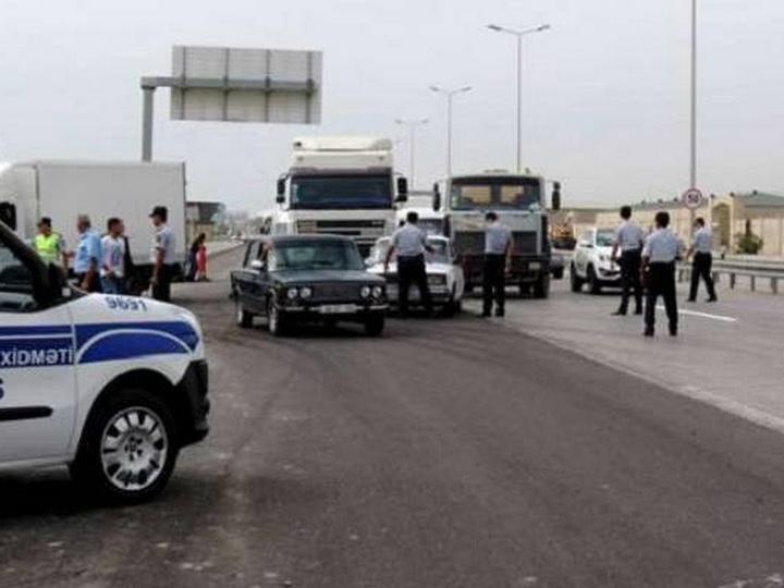 Автомобилям из районов и Сумгайыта запрещают въезд в Баку
