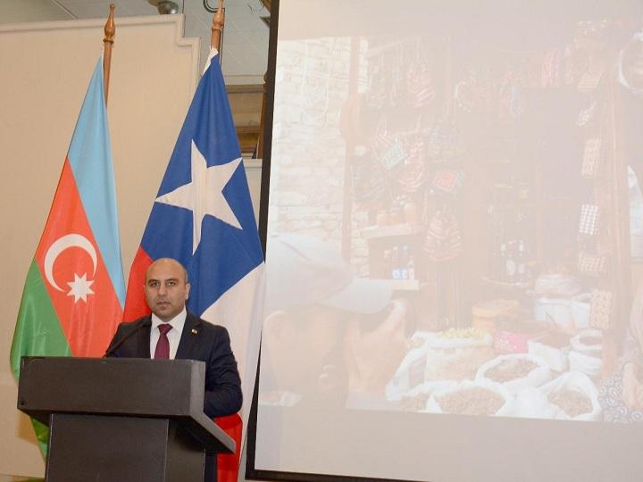 Çilidə 28 May - Respublika Günü ilə əlaqədar tədbir təşkil edilib – FOTO