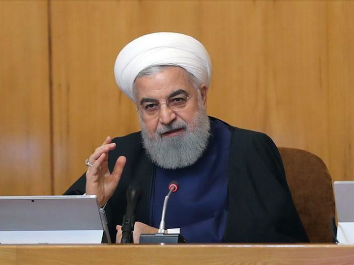 Роухани: Ситуация вокруг Ирана требует не переговоров, а борьбы
