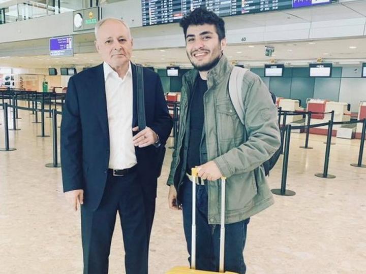 Минздрав о снимке Октая Ширалиева с Мехманом Гусейновым в Женеве: «Министр даже не узнал его» - ФОТО