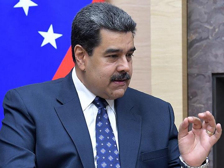 Николас Мадуро посетит Азербайджан