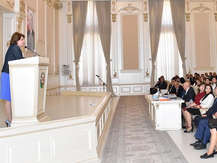 Прошло отчётное мероприятия о деятельности отделов образования ряда районов - ФОТО