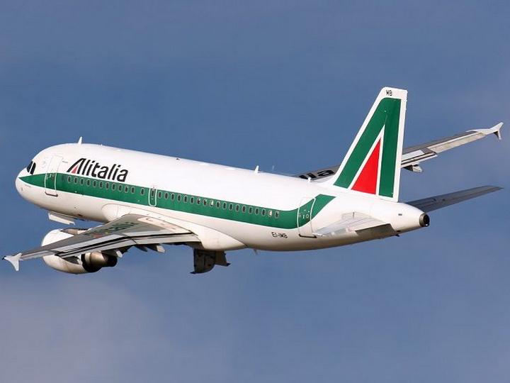 Более 300 рейсов Alitalia отменили из-за забастовки пилотов