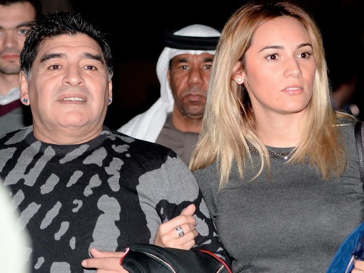 Диего Марадону арестовали в аэропорту Буэнос-Айреса