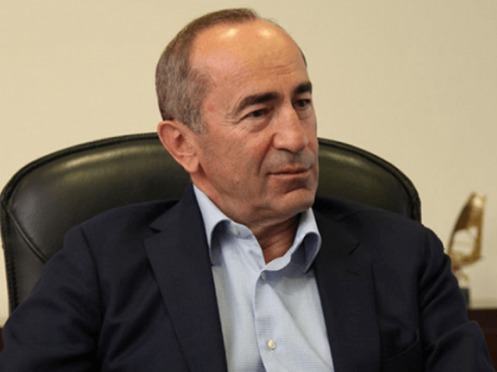 Роберт Кочарян озвучил оскорбления сексуального характера в адрес судьи