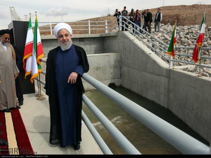 Иран вложил в Западный Азербайджан 1 млрд. долларов