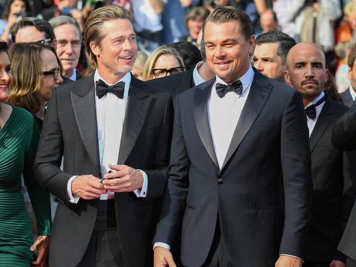 Брэд Питт и Леонардо Ди Каприо представили в Каннах фильм Квентина Тарантино «Однажды в Голливуде» - ФОТО - ВИДЕО