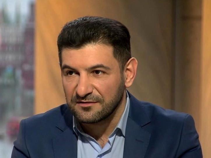 Azərbaycan səfirliyinin əməkdaşları Fuad Abbasovla görüşüblər