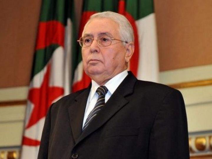 И.о. президента Алжира поздравил Президента Азербайджана