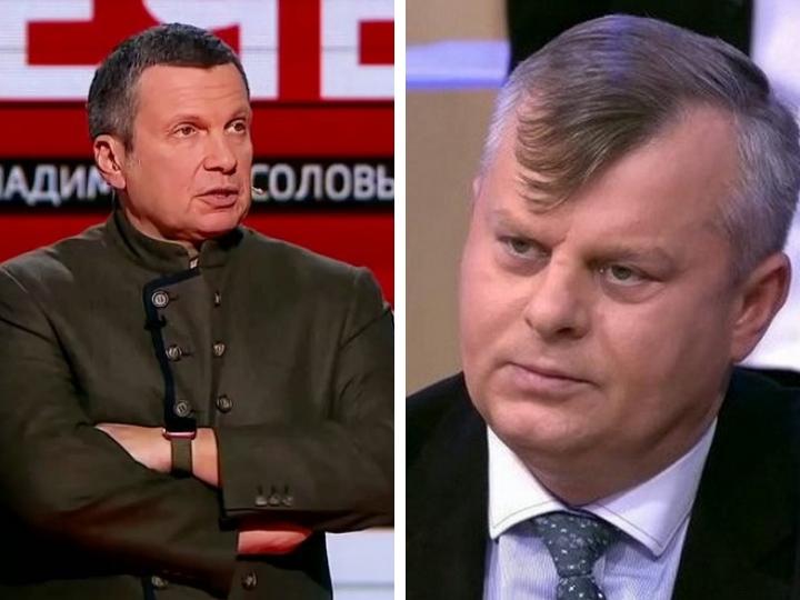 Вадим Трюхан о провокациях в передаче Соловьева: «Я защитил позицию Азербайджана потому что...»